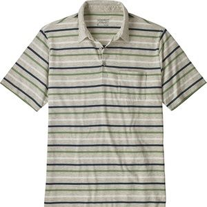 NWT Patagonia M's Squeaky Clean Polo Reg Fit XL